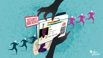 <b>The Quint</b>'s investigation reveals glaring loopholes in the security setup of the Aadhaar portal.