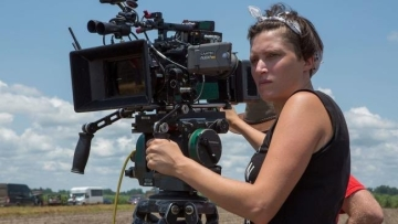 Rachel Morrison has become the first woman to be nominated by the Academy for best cinematography for the historical drama <i>Mudbound</i>.