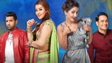 Puneesh, Shilpa, Hina, Vikas - who's fate will be sealed tomorrow?