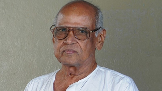 Telugu film-maker, artist and cartoonist Bapu
