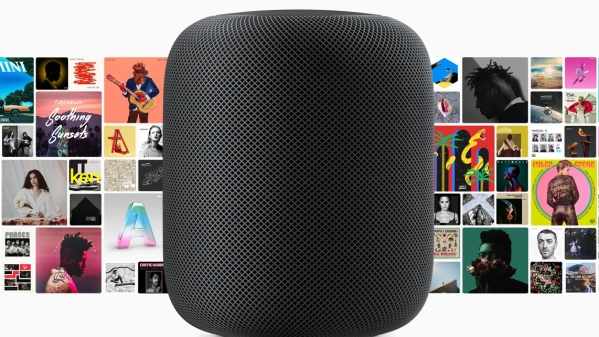 Apple HomePod was unveiled at WWDC 2017