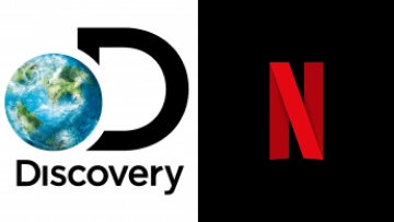 Netflix and Discovery join hands.