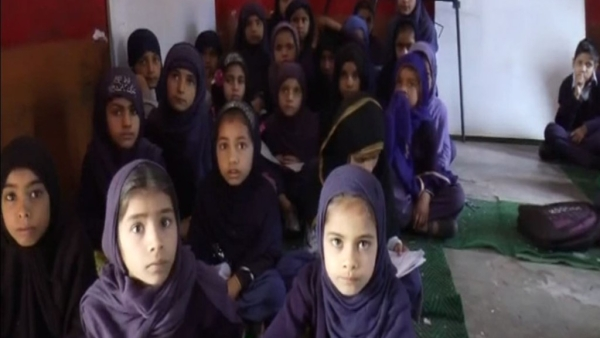 Children stranded in Jammu schools as shelling intensifies in the region.