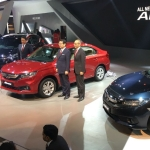 Honda Unveils Civic, CRV & More at Auto Expo 2018