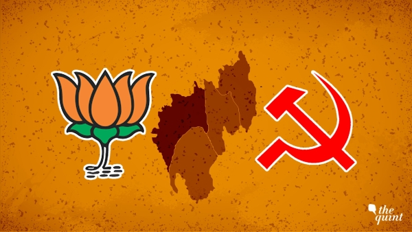 BJP, Left's Tug-of-War Over Tribal Votes Heats Tripura Polls