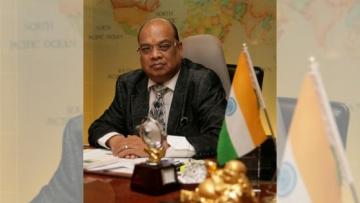 Rotomac Pens promoter Vikram Kothari.