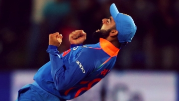 India created history on Tuesday night when they defeated South Africa in the 5th ODI at the St George's Park.