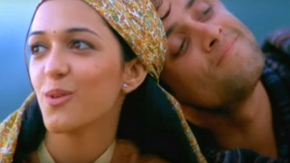A still from <i>Piya Basanti Re.</i>