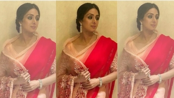 Sridevi passed away in Dubai in February.