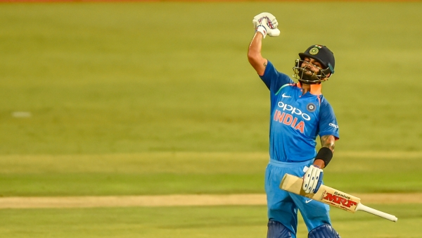 Virat Kohli scored his 35th ODI ton during India's six one-dayer against South Africa.