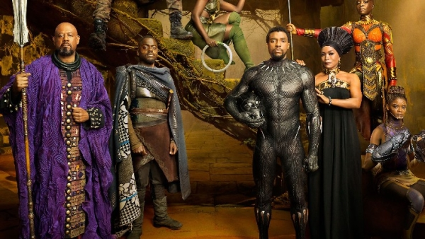 <i>Black Panther </i>reclaims the superhero space as the rightful legatee.