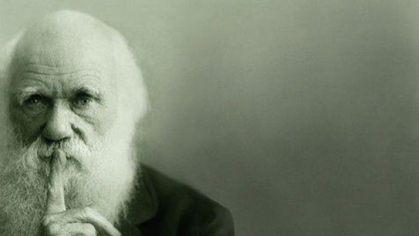 Charles Darwin published his 'Theory of Evolution' in his book, 'The Origin of Species' in 1859.