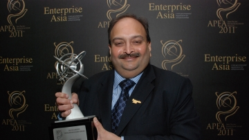 Mehul Choksi, Chairman, Gitanjali group