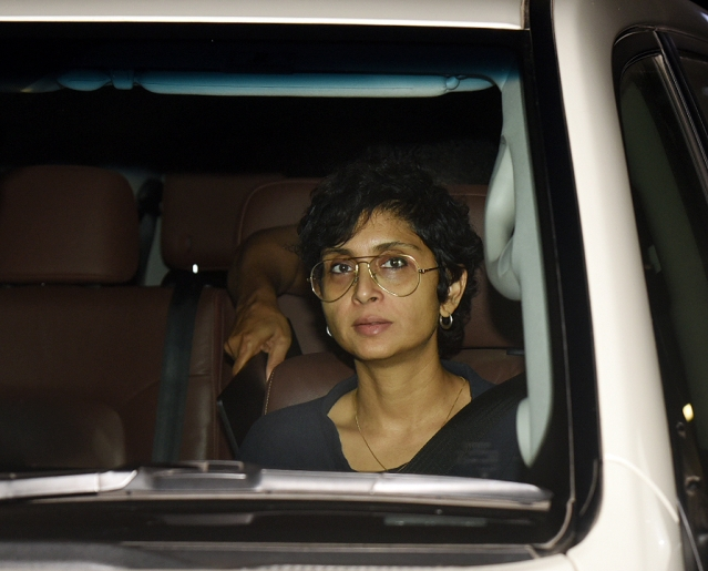 Kiran Rao too attended the special screening of <i>PadMan.</i>