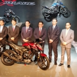 Honda Unveils XBlade 160cc Bike & 2018 Models at Auto Expo 2018