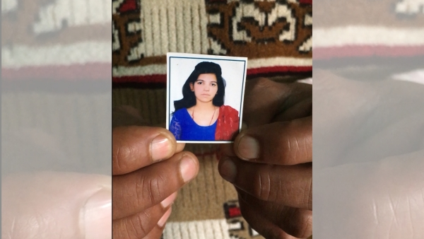 Twenty-two-year-old Priyanka was hacked to death on Valentine's Day, 2018, by a man who was allegedly stalking her.