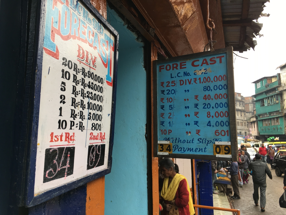 Shillong Teer Value