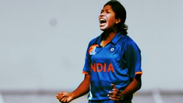 File photo of Jhulan Goswami