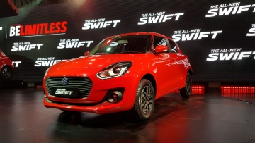 Maruti Swift is available in 12 variants.