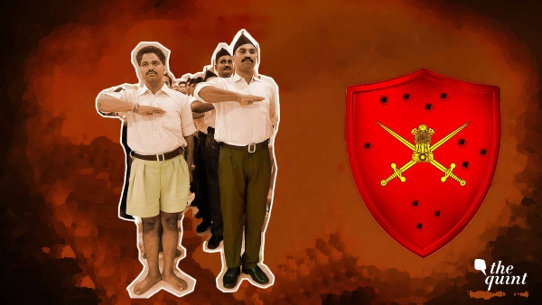 What RSS & Mohan Bhagwat Can Learn From a Secular Indian Army