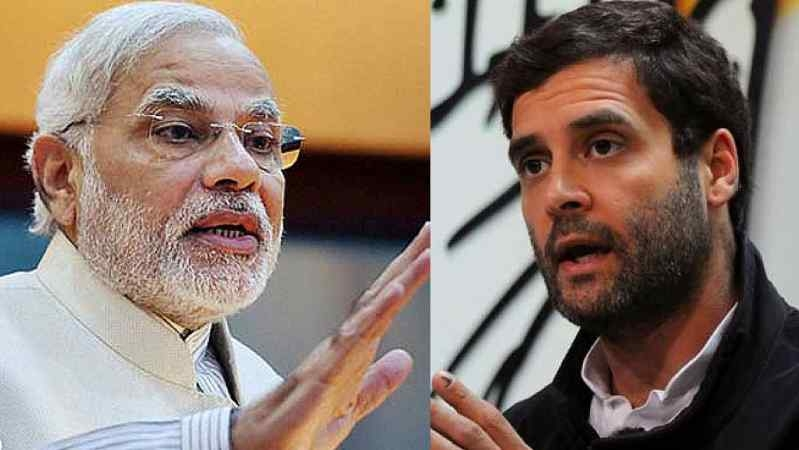 Modi Wave Will Continue, But Rahul to Dominate South: Survey