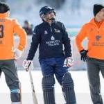 Highlights: Sehwag, Afridi, Kallis Play T20 Series on Frozen Lake