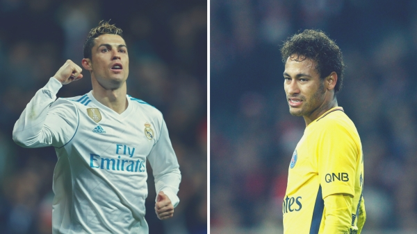 Champions League: Ronaldo-Neymar Showdown With Jobs at Stake