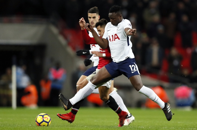 Victor Wanyama's 80th-minute equaliser was a fierce, first-time drive off his laces that flew into the top corner from 30 meters out.