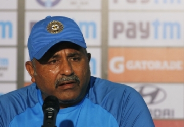 Indian bowling coach Bharat Arun. (File Photo: IANS)