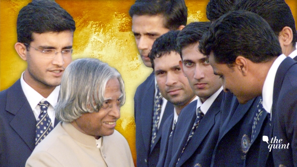 Insider Series: When Rahul Dravid Took President Kalam by Surprise
