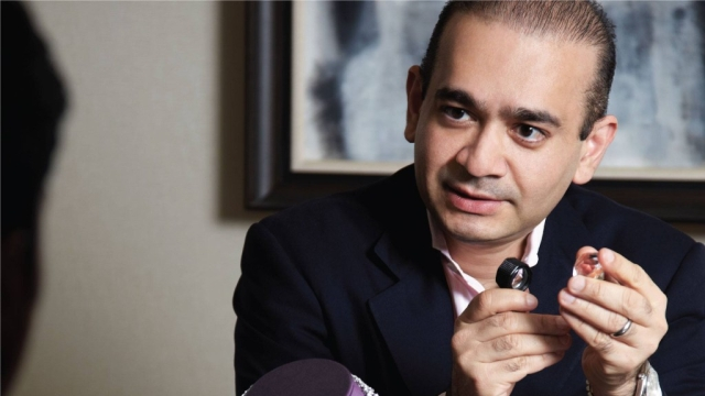 Nirav Modi is the main accused in the Punjab National Bank scam case.