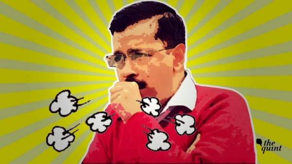 Illustration of AAP chief Arvind Kejriwal, for representational purposes.