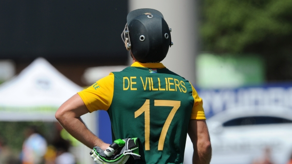 AB de Villiers is returning from an injury for the fourth ODI between India and South Africa.