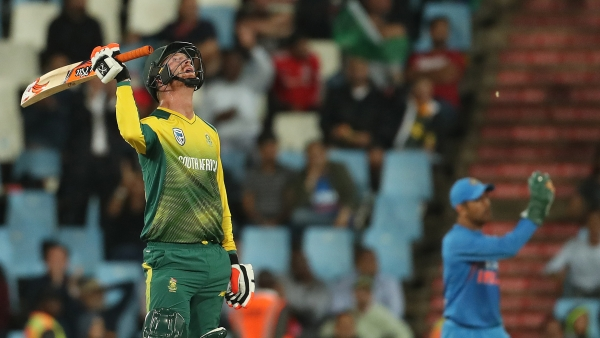 South Africa defeated India by six wickets in the second T20.