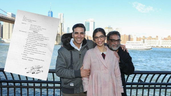 A police complaint has been registered against the makers of <i>PadMan</i>.