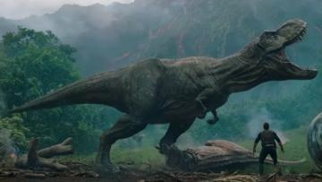 The T-Rex: True star of Jurassic Park.