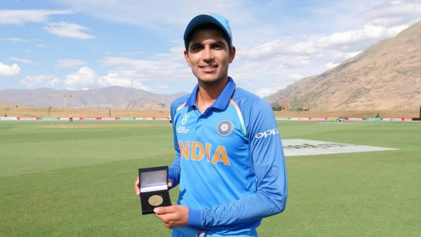 Shubman Gill made his ODI debut with the senior squad during India's tour to New Zealand earlier this year.