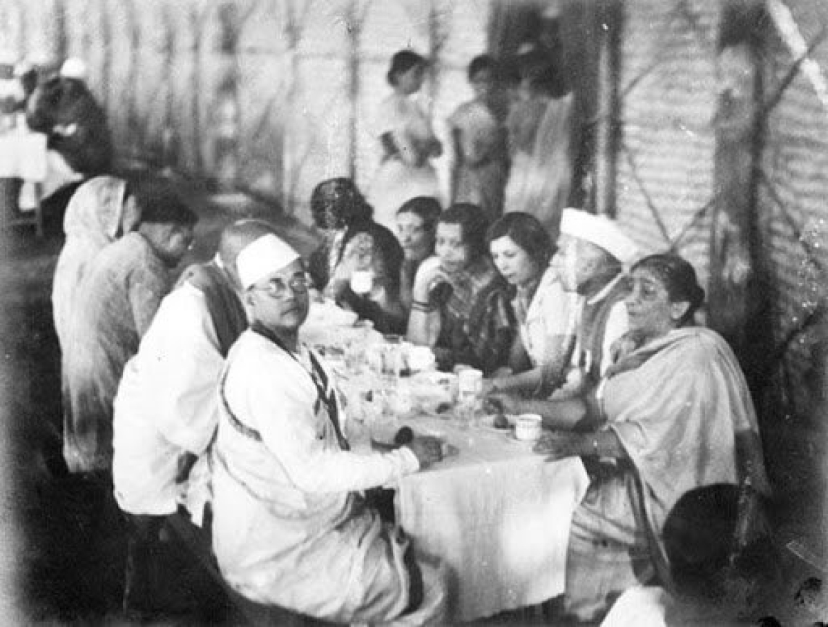 Sarojini Naidu was an instrumental part of the Indian Independence movement.