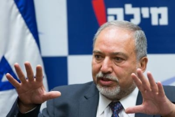 Israeli far-right lawmaker Avigdor Liberman. (Xinhua/JINI/IANS)