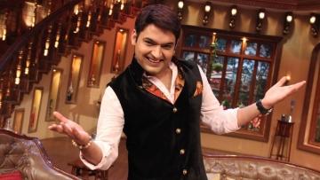 Kapil Sharma on <i>Comedy Nights With Kapil.</i>