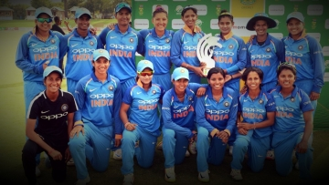 India beat South Africa 2-1 to clinch the ODI series, which was the opener of the ICC Women's Championship.