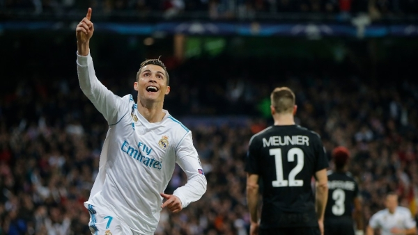 Champions League: Real Madrid Beat PSG, Liverpool Rout Porto 5-0