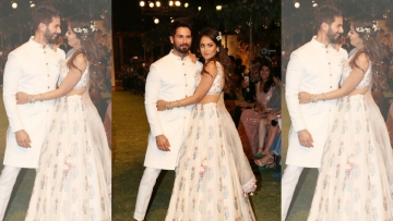 Shahid Kapoor and Mira Rajput win hearts at LFW.