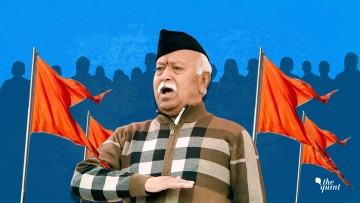 RSS Chief, Mohan Bhagwat