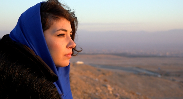 The author at Herat Mountains.