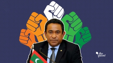 Image of Maldives President Abdulla Yameen, used for representational purposes.