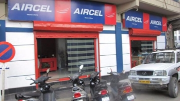 Aircel has filed for bankruptcy with the NCLT due to its Rs 15,500 crore debt.