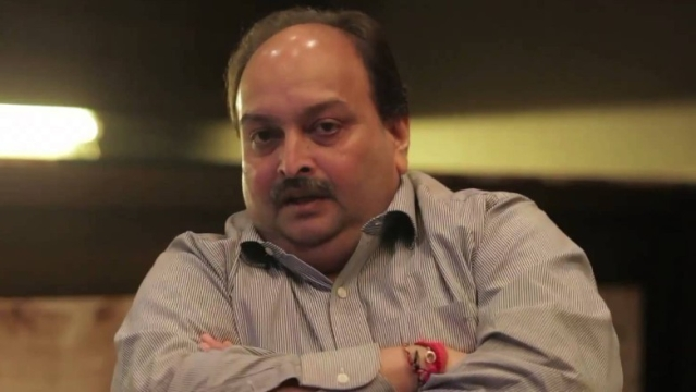 File photo of Mehul Choksi.