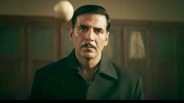 Akshay Kumar stars in the sports film<i>Gold.</i>