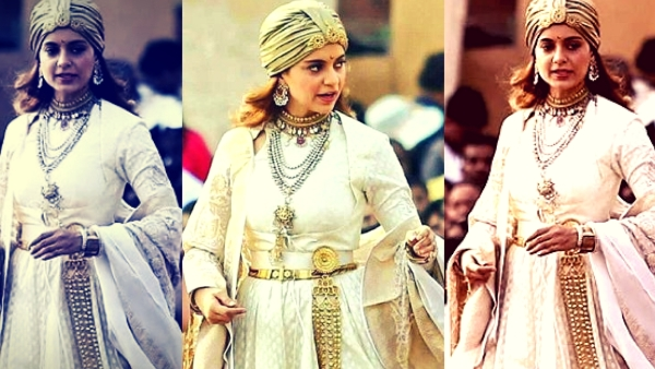 Kangana Ranaut plays Queen Laxmibai in <i>Manikarnika</i>.